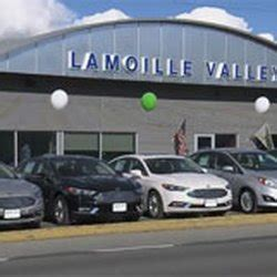 Lamoille Valley Ford by Lamoille Valley Ford Inc Autohaus 222 Vermont 15