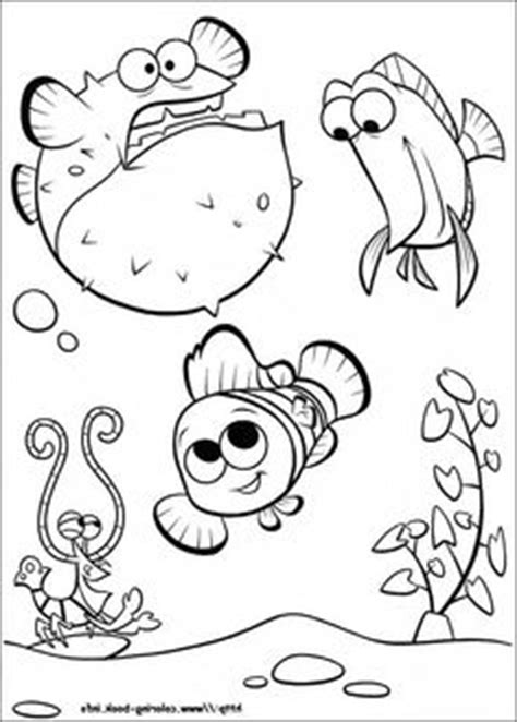 bloat finding nemo coloring page nemo coloring pages to print finding nemo coloring pages