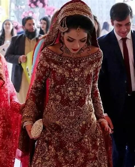 wedding dress in pakistan in pakistan what is the symbolization of a wedding