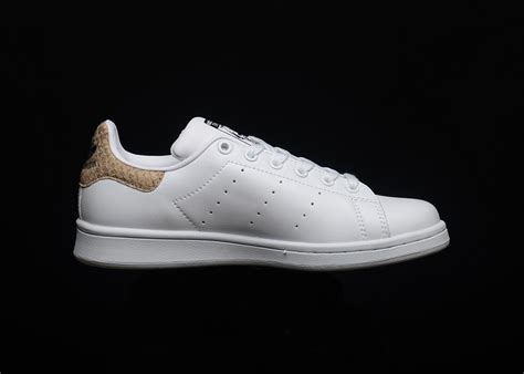 adidas stan smith unisex casual shoes white brown shoesimart