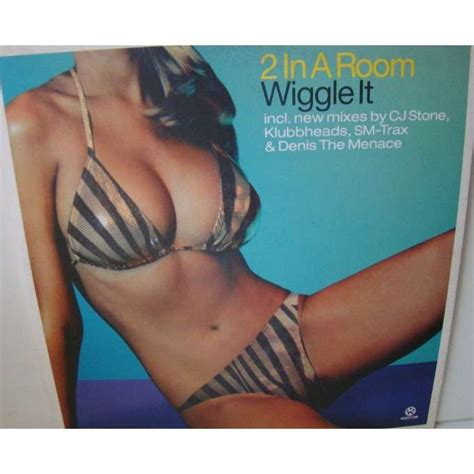 wiggle it by 2 in a room lp x 2 with daver ref 117900675