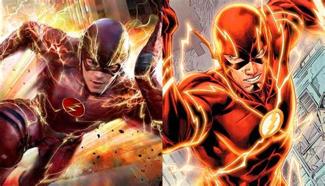 the flash los personajes y sus hom 243 nimos comic fotos