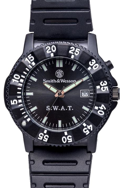 Swat S W A T Black smith wesson s sww 45 s w a t black