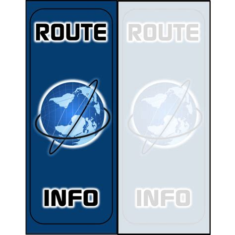 Amazing Race Route Info Template amazing race supplies and invitations
