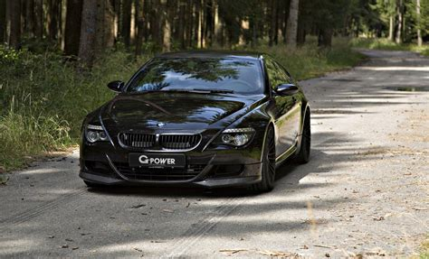 g power bmw m6 hurricane rr world s fastest 4 seat coupe