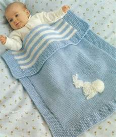 baby blanket knitting pattern pram cover dk easy knit 296