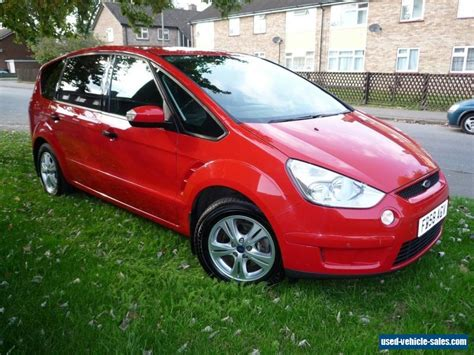 2009 ford s max for sale in the united kingdom