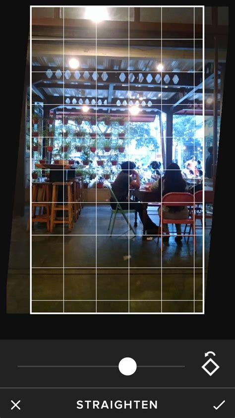 tutorial penggunaan vscocam filter vsco cam yang cocok menghangatkan warna foto