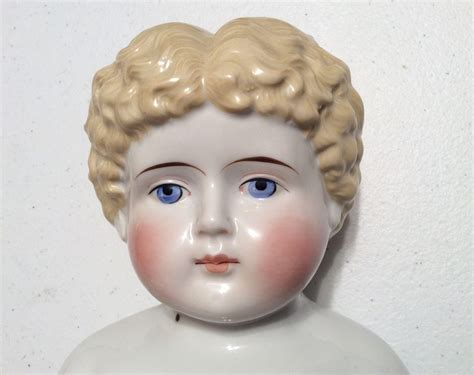 china doll marked 5 large abg china doll marked 1086 antique german