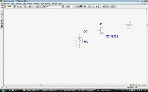 bjt transistor in pspice transistor grafico pspice orcad definiendo par 225 metros