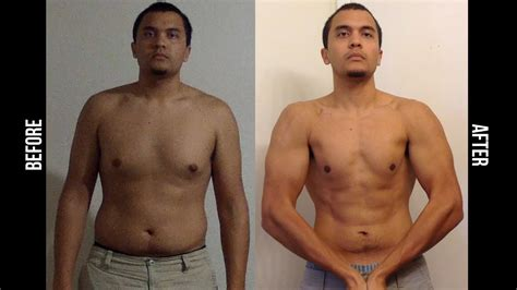 bench press before and after how i lost 50 pounds all pro simple beginner routine