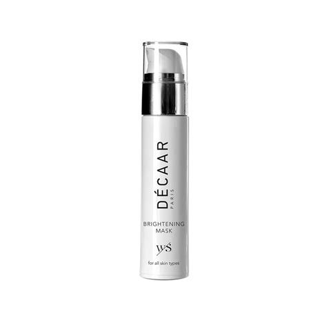 Brightening Mask brightening mask decaar
