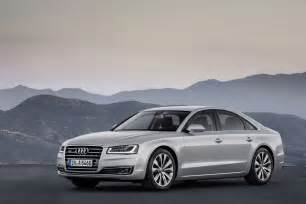Audi A8 S 2015 Audi A8 And S8 Details And