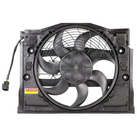 2003 bmw 325i radiator fan 2004 bmw 325i fan assembly parts from car parts
