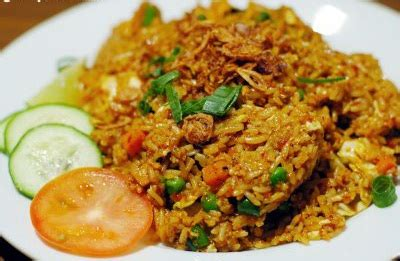 membuat nasi goreng cara nasi goreng fried rice our country