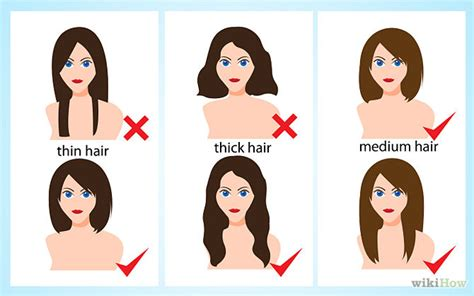 Hair Type Hair by Choose The Hairstyle According To Your Hair Type