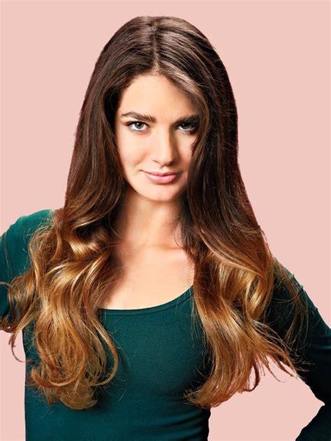 como hacer mechas color cobres en cabellos teidos de mechas californianas 2016 como hacer mechas californianas