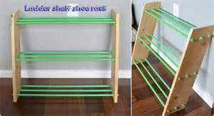 build wooden shoe rack made by wood