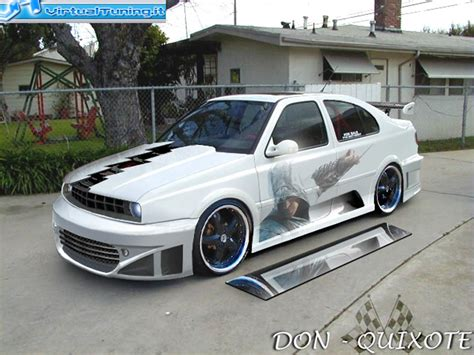 Don Volkswagen by Volkswagen By Don Quixote Virtualtuning It