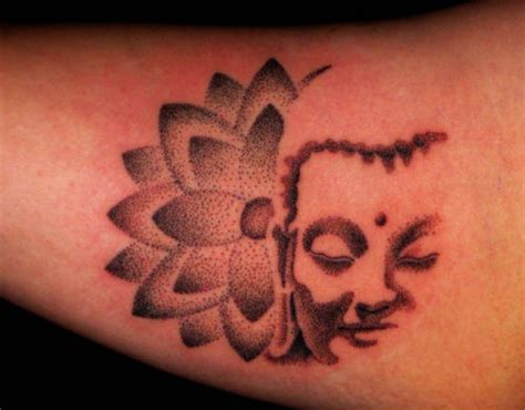 small buddhist tattoos 131 buddha designs that simply get it right