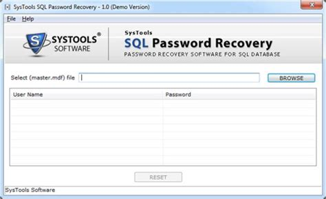 password resetter download free sql password recovery free tool download