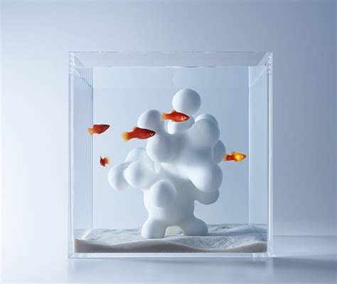 home design 3d objects waterscape fish aquariums by haruka misawa