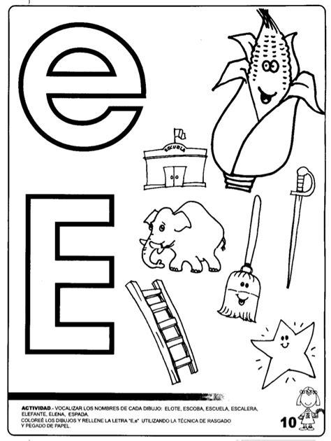 imagenes que empiecen con la letra e para colorear dibujos que empiecen con letra e imagui