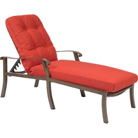 discount chaise lounge cushions woodard 4zm470 cortland cushion adjustable chaise lounge