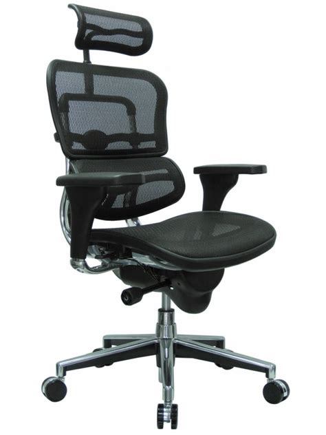what makes a chair ergonomic