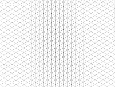 free isometric paper isometric grid paper drawings grid in 2018