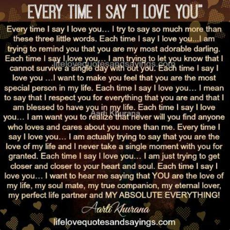 you are my quotes you are my absolute everything