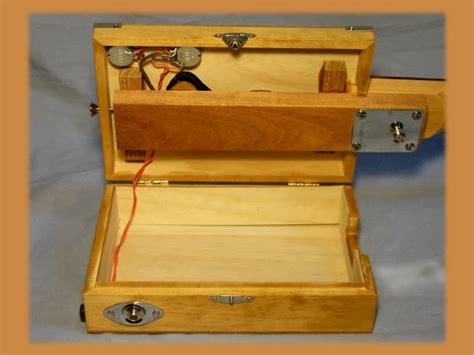 Handmade Cigar Box Guitars - carl s custom handmade pro quality 6 string cigar box