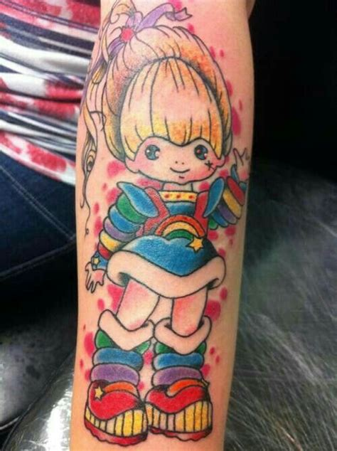 rainbow brite tattoo 41 best images about tattoos i like on