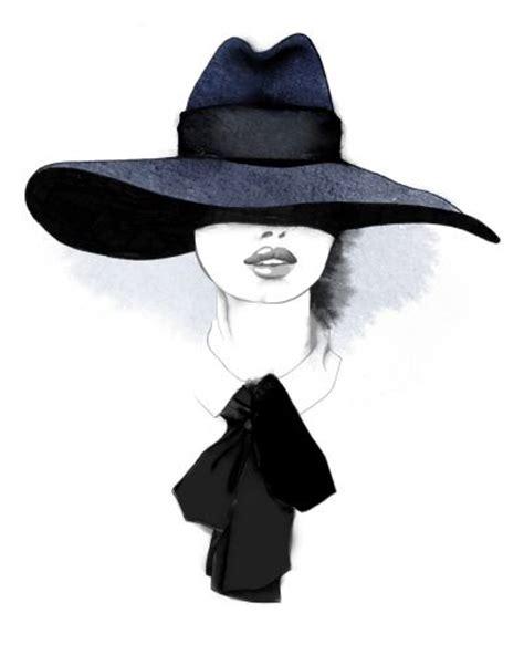 fashion illustration hats 536 best hats illustrations images on fashion