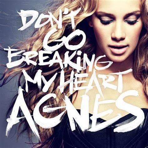 testo e traduzione my will go on don t go breaking my agnes audio testo e