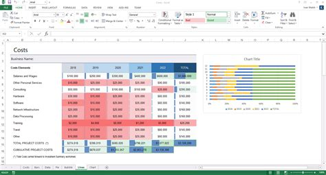 financial business plan template excel business plan template excel calendar template excel