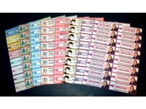 Beschriftung Jukebox gratis beschriftung titlestripes f 252 r singels