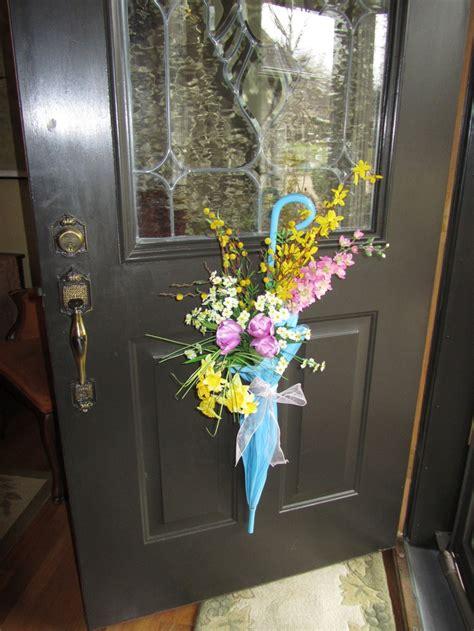 Umbrella Door Decoration by 17 Best Images About Umbrella Flower Wreath On