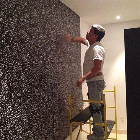 residential wallpaper installation d l wall design