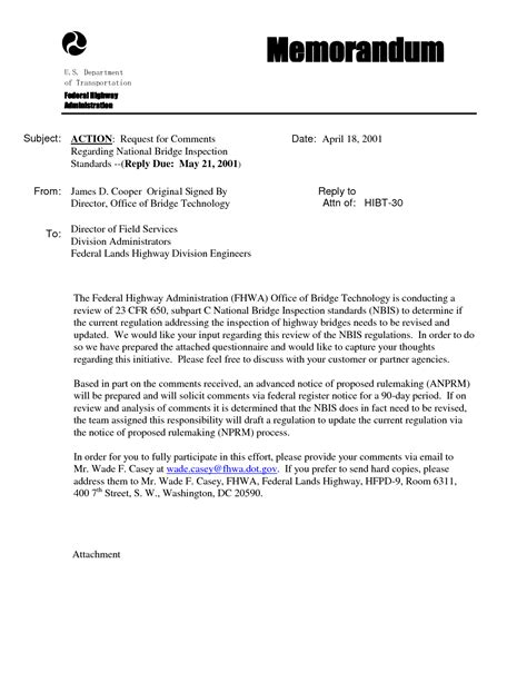 sle interoffice memo memo template with attachments memos ddot branding 4