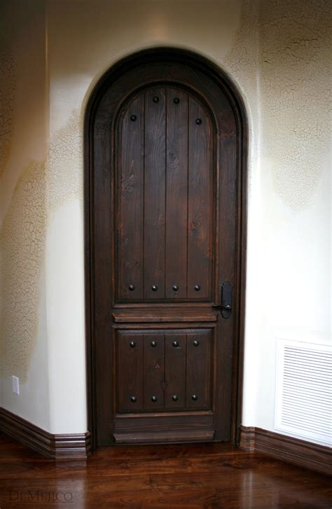 Curved Interior Doors We Creating These Arched Accent Doors As Interior Doors Doors Gates