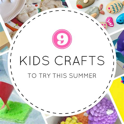 7 Trendy Crafts To Try by Wafflemama 9 Crafts To Try This Summer