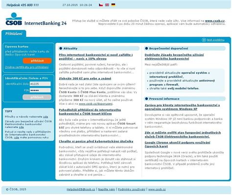 kasseler bank onlinebanking čsob internetbanking přihl 225 šen 237 do 250 čtu finestrino cz
