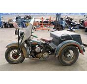 Are You Being Served 1942 Harley Servi Car