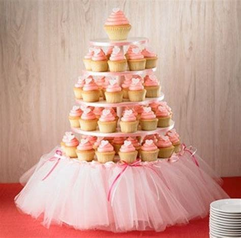 Tower For Baby Shower by Baby Shower Cupcake Tower For Baby Shower Ideas