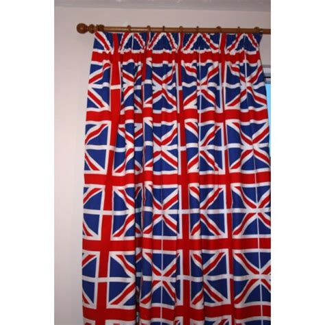 66 inch drop curtains union jack curtains 66 inch x 72 inch drop