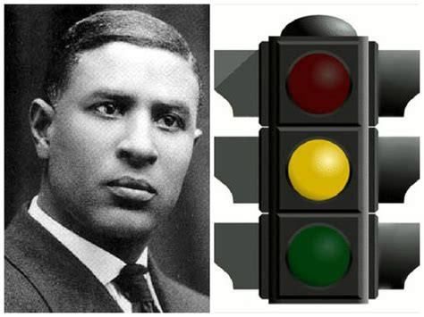 Inventor Of The Traffic Light if you can be the best then why not try to be the by