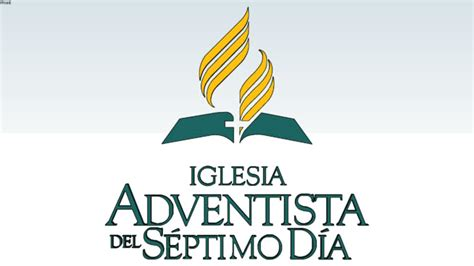 logo oficial iglesia adventista del septimo d a iglesia iglesia adventista del s 233 ptimo d 237 a logo 3d warehouse