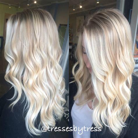 platinum silver blonde balayage platinum blonde natural balayage ombre balayage