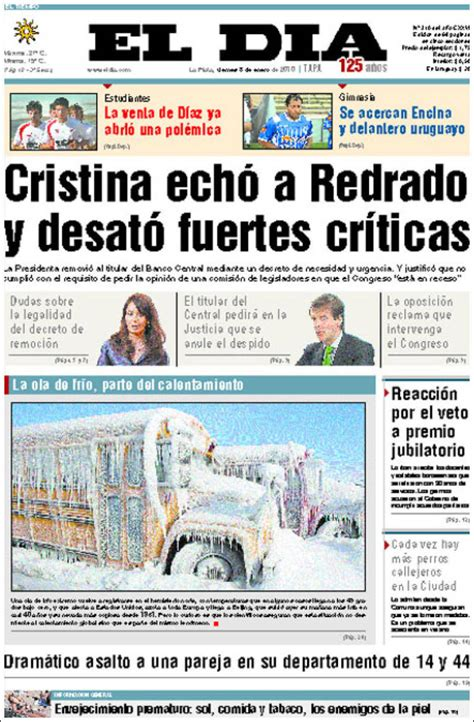 da del sur noticias noticias argentinas noticias noticieros de argentina